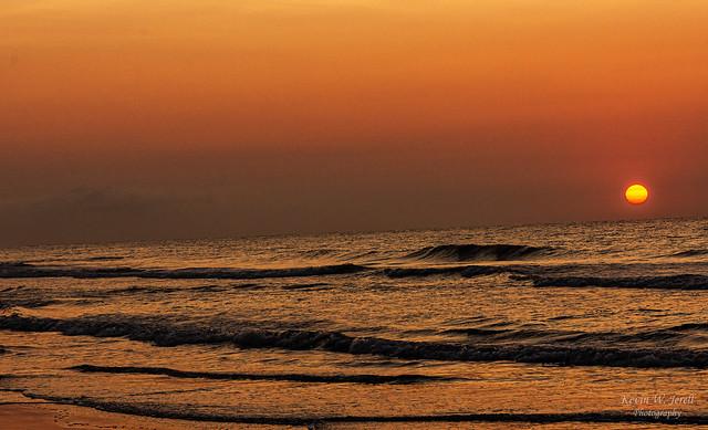 Catch the Rising Sun