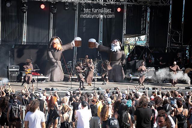 Metal Paradise 2021: la vuelta de los festivales sin distanciamiento social en España