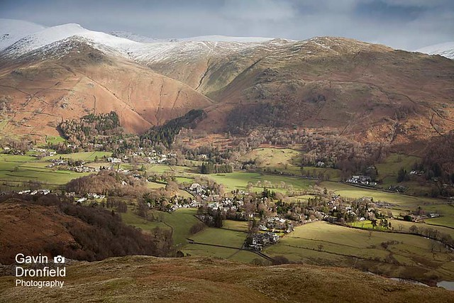 IMG_0346: Easedale from Silver How Cumbria UK