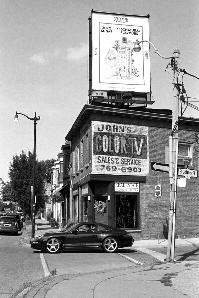 John's Colour TV Sales Service III