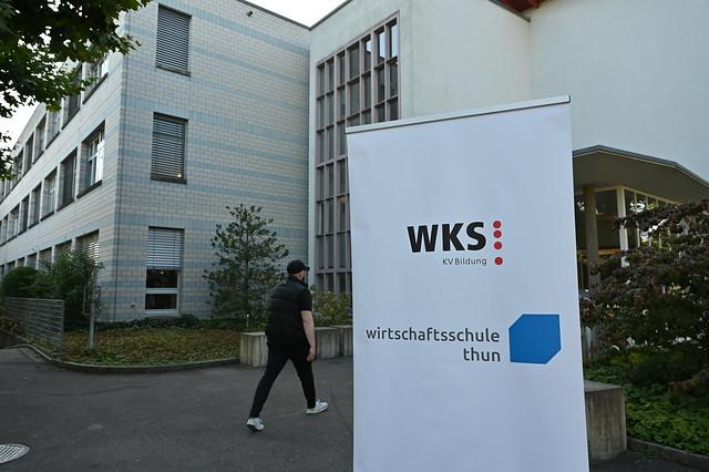 Zusammenschluss WST & WKS KV Bildung Bern