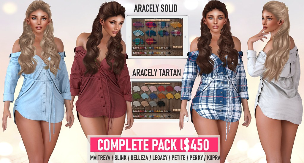🔥Coming Today – Addams New Limited Edition – Aracely Tunic & Flash Giveaway!🔥