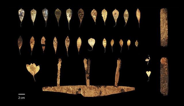 Creta-oro-objetos