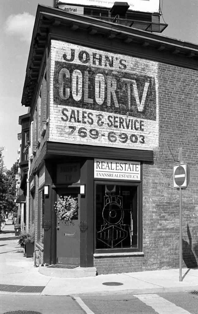 John's Colour TV Sales Service