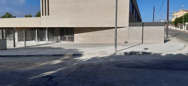 Sitges iniciará el curso escolar 2021-2022 con el estreno del edificio nuevo de la Escuela Agnès de Sitges