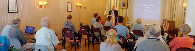 Norway-2021-08-15-Peace Road Event Marks Korea's Liberation Day