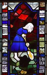 Adam digs  (15th Century)