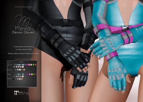 Meva Denari Gloves