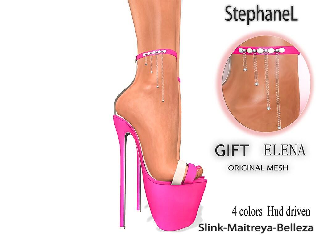 NEW GIFT [StephaneL] ELENA SHOES (FOR SEPTEMBER)