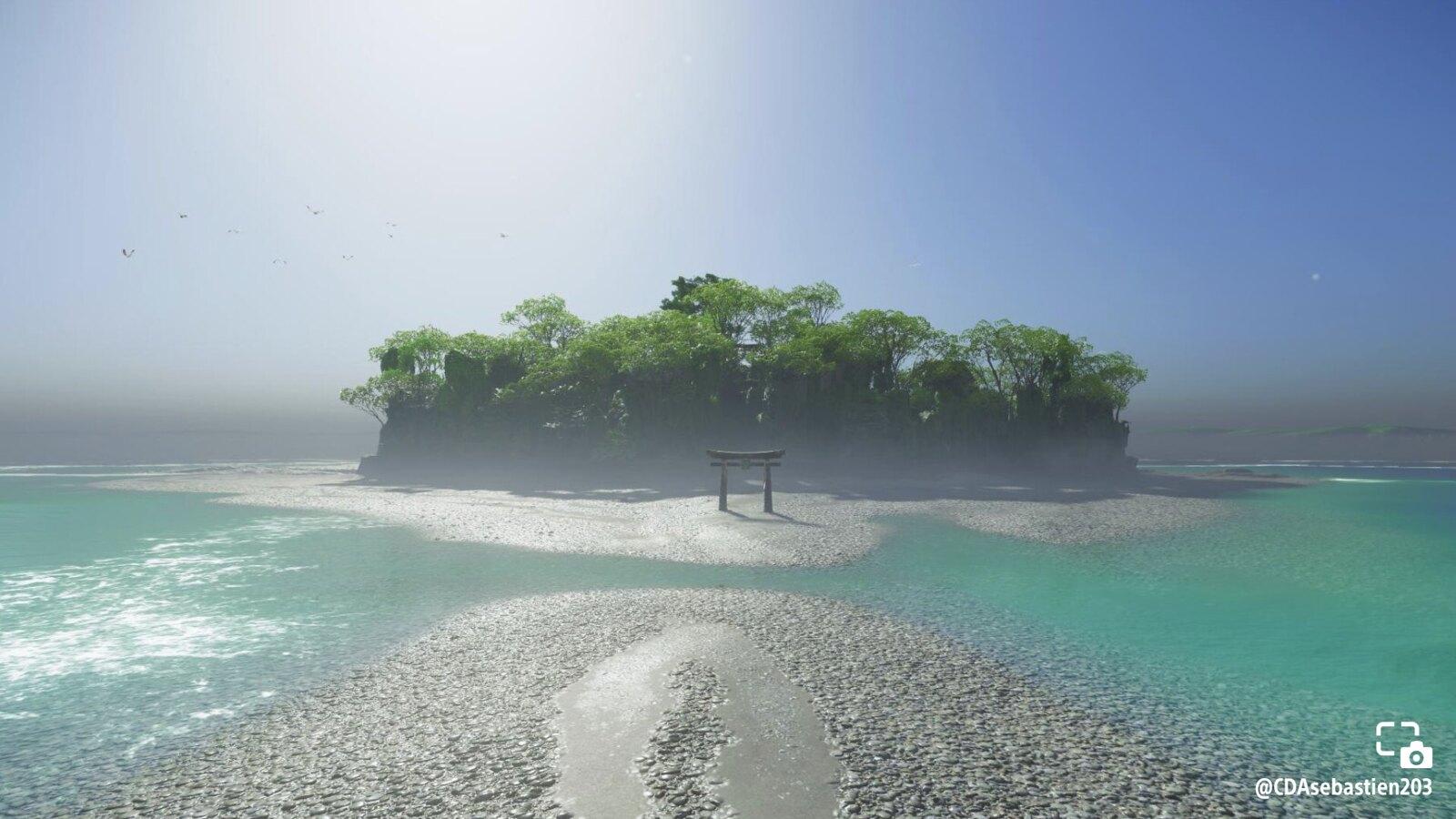 Ghost of Tsushima Director's Cut – Iki Island – PlayStation.Blog