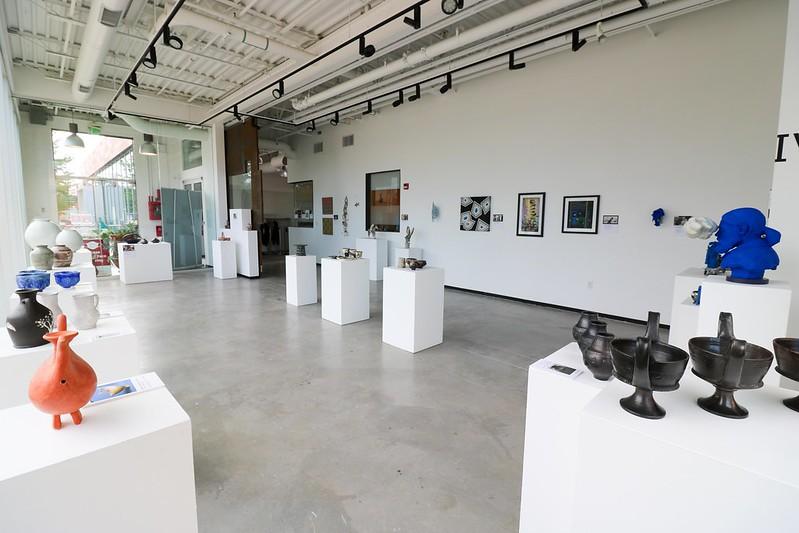Pivot: Celebrating the instructors of Ceramics Program online classes, 2020-21