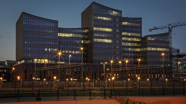 Malmö City Courthouse, Malmö