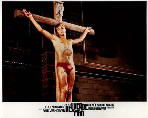 Thom Hoffman in De vierde man (1983)