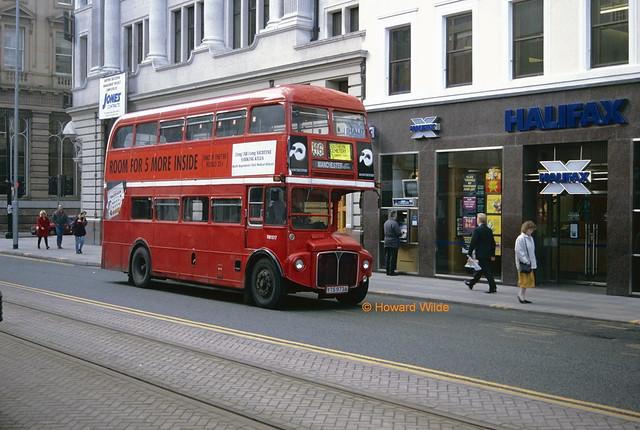 Mancunian Bus Co RM1017 (YTS 973A ex 17 CLT)