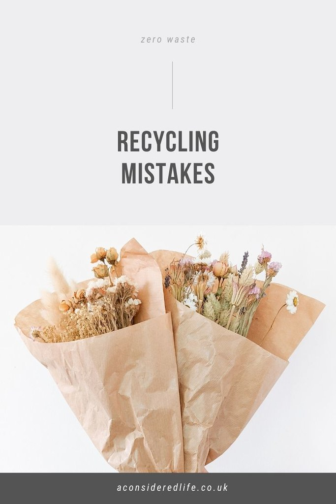 Recycling Mistakes