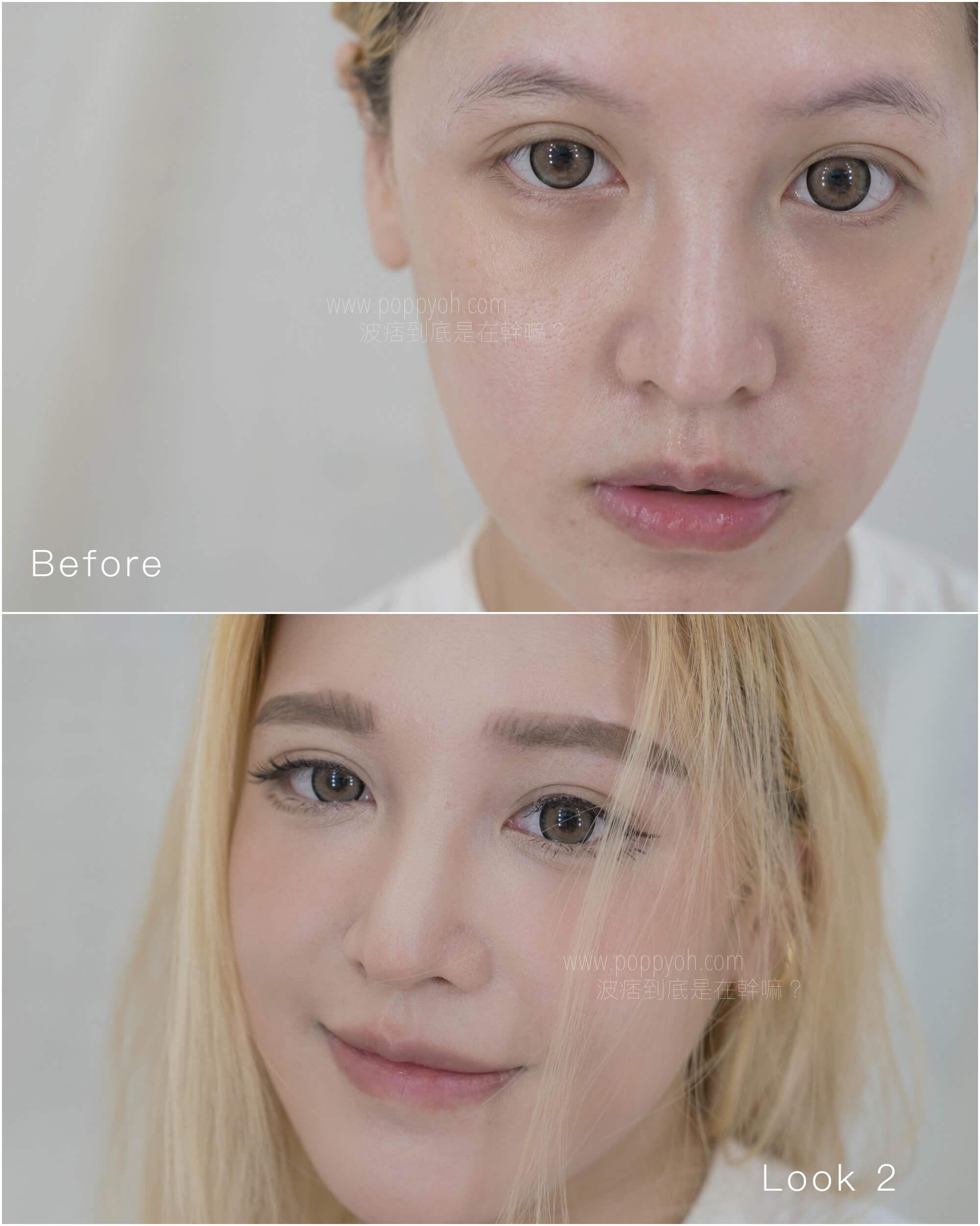 眼睛大 化妝教學