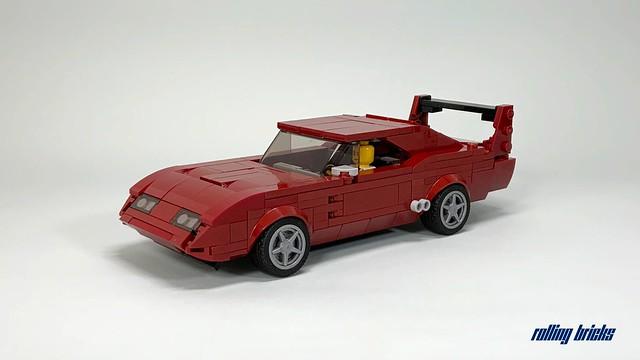 Dodge Charger Daytona - Fast & Furious 6