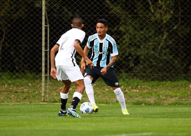 Brasileiro de Aspirantes - Grêmio x Corinthians