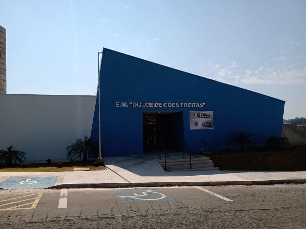 Inauguração de Creche Escola + Anúncios do Governo de SP em Ibiúna