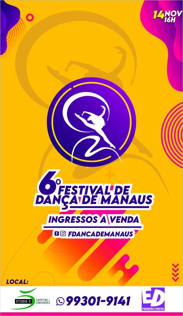 6• Festival de dança de Manaus