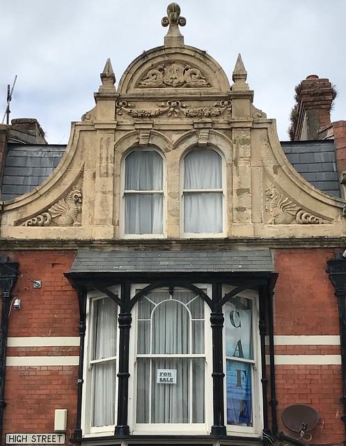 The Manor House Café, Ilfracombe