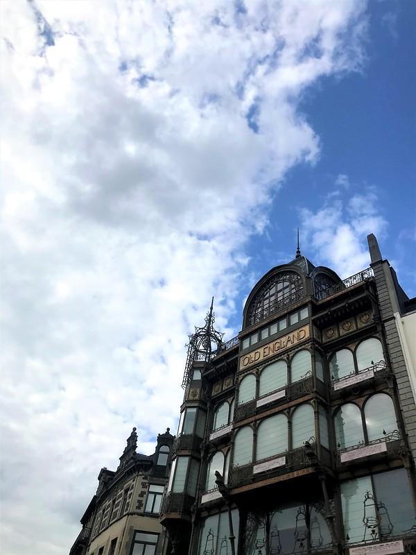 Museo de Instrumentos Musicales de Bruselas