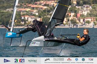 Fraglia Vela Malcesine_Moth Worlds 2021_Angela Trawoeger_K3I5820