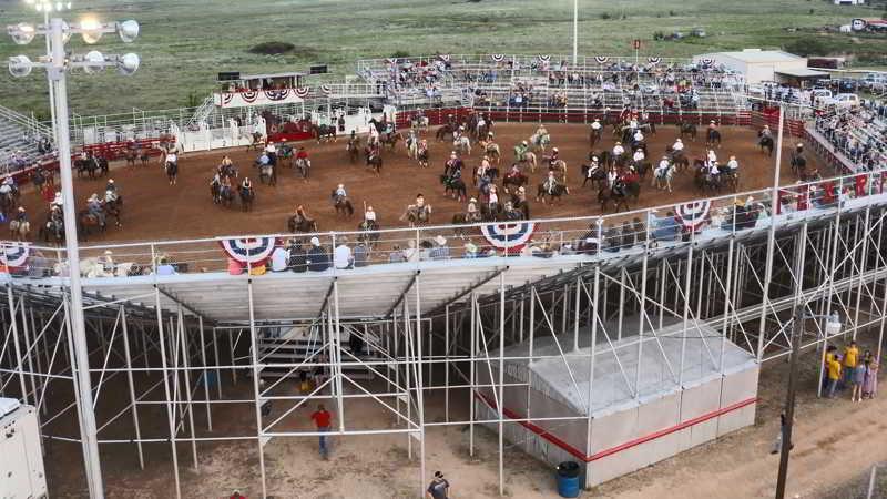 Tex-Rickard Arena
