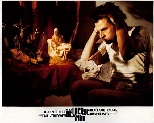 Jeroen Krabbé in De vierde man (1983)