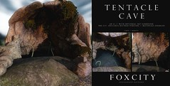 FOXCITY. Photo Booth - Tentacle Cave