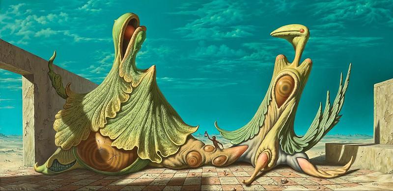 Johfra Bosschart - Diogenes' Chess Game