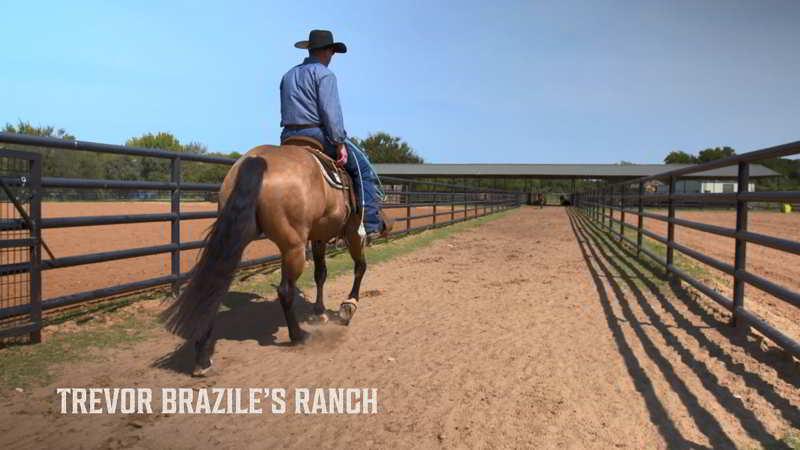 Trevor Brazile Ranch