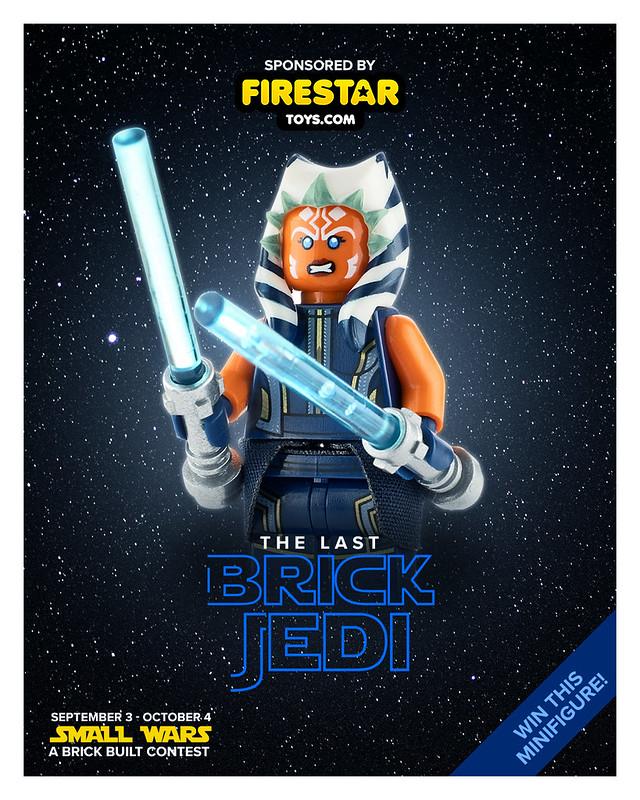 Master it! Category Minifigure Prize - Jedi