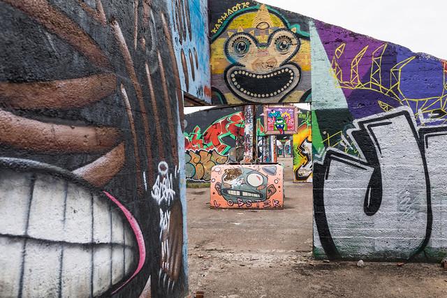 Grafitti City