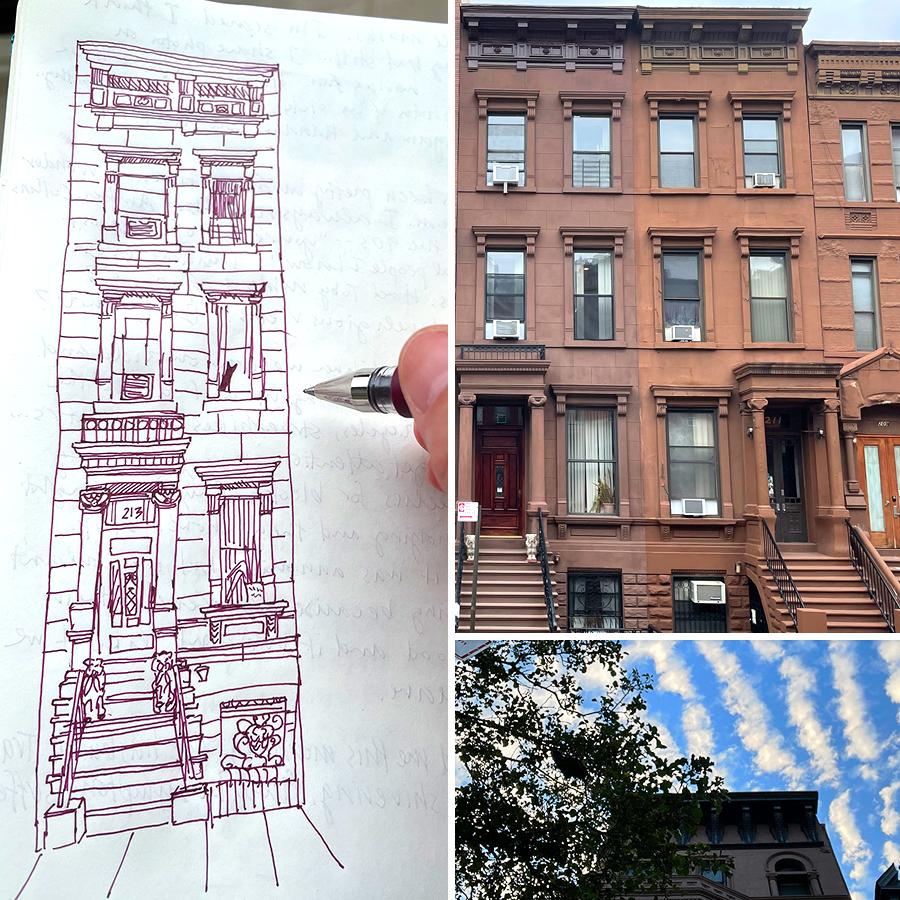 20-NewYorkNewYork-sketching-brownstones'