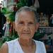 Old woman, Phnom Penh (Cambodia)