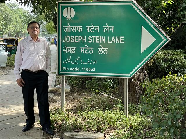 Mission Delhi - Aslam Khan, Joseph Stein Lane