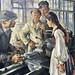 TARGU MURES, ROMANIA - Imre Nagy painting collection/ ТЫРГУ-МУРЕШ, РУМЫНИЯ - коллекция картин Имре Надя