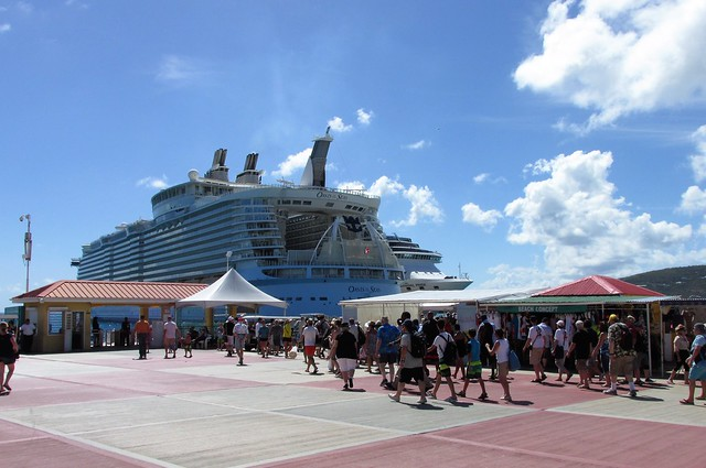 Sint Maarten Cruise Port