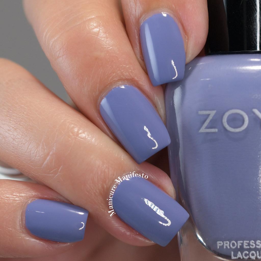 Zoya Austin swatch