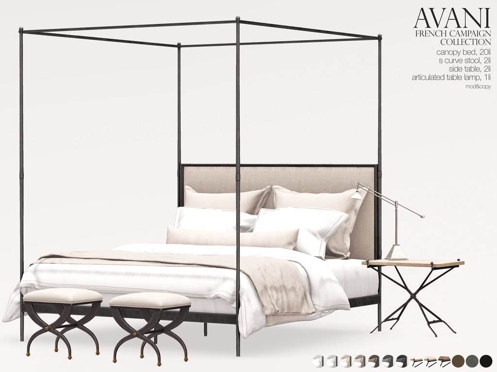 Avani French Campaign Collection