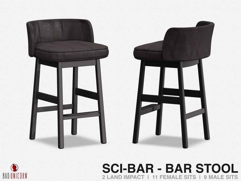 NEW! Sci-Bar – Bar Stool @ Cyber Fair