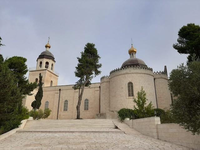 3 сентября 2021 г. Иеромонах Амвросий приступил к исполнению обязанностей ключаря в Хевроне