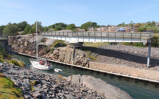 Sote Canal Bridge