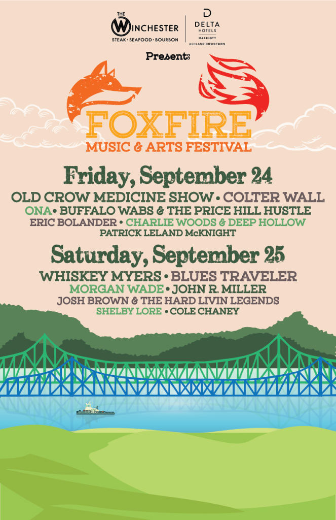 Foxfire Poster 2.0 Updated