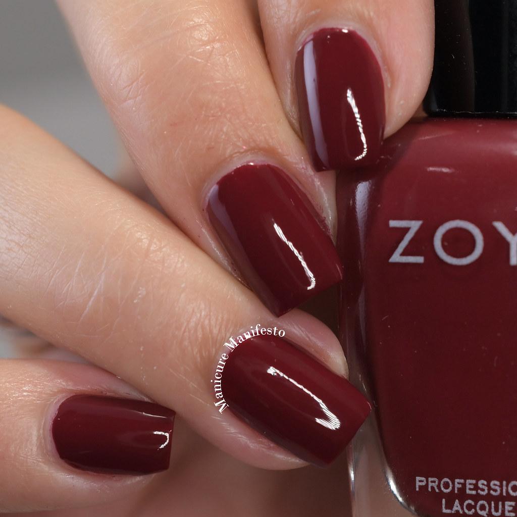 Zoya Mila swatch