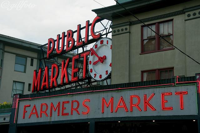 Seattle's Farmers Market gf3639