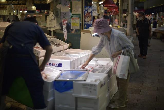 底引き網漁解禁