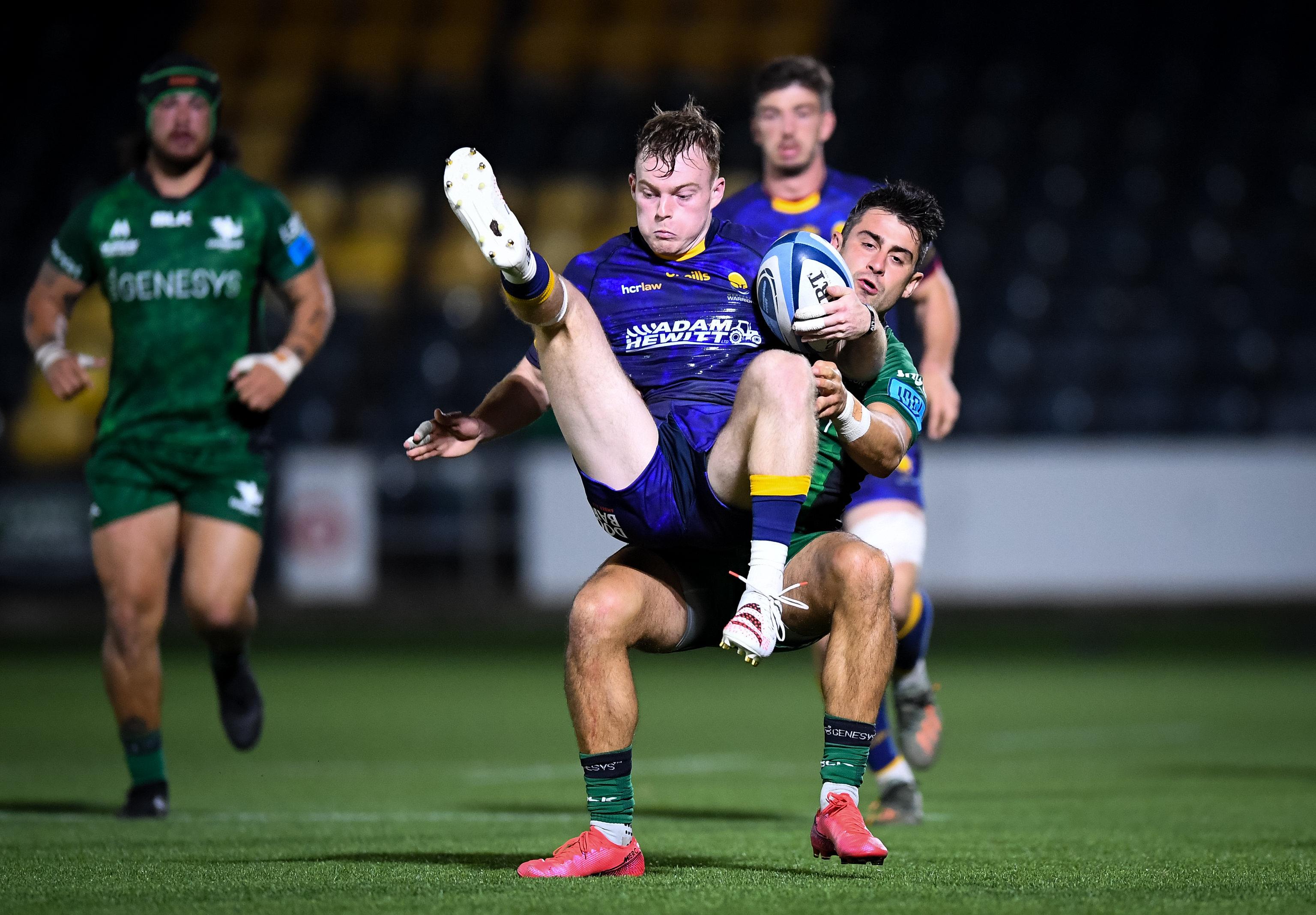 Worcester Warriors v Connacht Rugby 030921