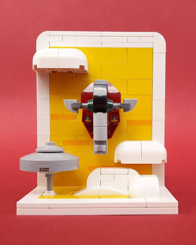 Scene it! Category Trophy Prize - A Starship